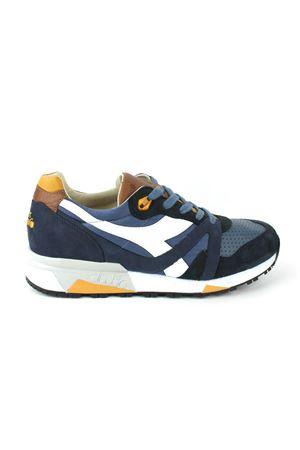 Sneaker suola alta pelle Diadora | 38 | 172782C7427