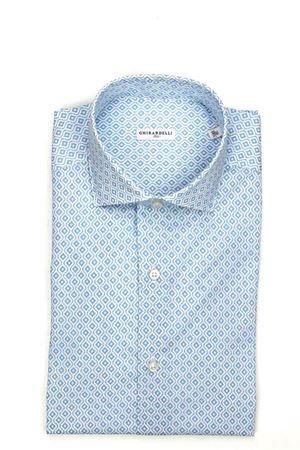 Camicia cotone manica lunga fantasia GHIRARDELLI | -880150793 | 69B878I612502