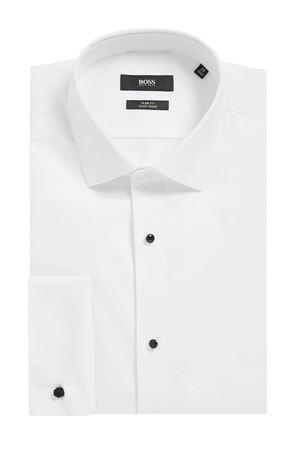 Camicia doppio polso per gemelli slim fit HUGO BOSS | -880150793 | JANT4293100
