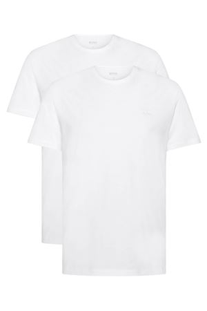 Tshirt intima in cotone confezione doppia HUGO BOSS | 2012630121 | T-SHIRT5963100