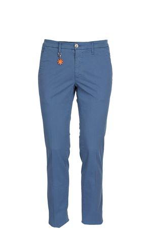 Pantalone tasche america cotone stretch Manuel Ritz | 146780591 | 2432P1888T18336386