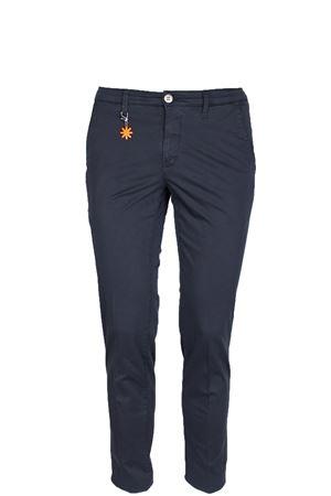 Pantalone tasche america cotone stretch Manuel Ritz | 146780591 | 2432P1888T18336489