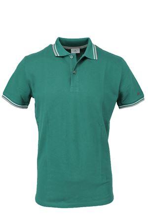 Polo half-sleeved piquet cotton stretch MEDINILLA Peuterey | 34 | MEDINILLA353