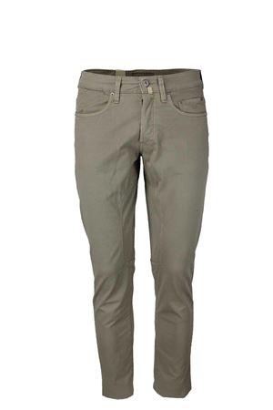 Pantalone 5 tasche cotone stetch con toppa Siviglia | 146780591 | 21E2S0122380