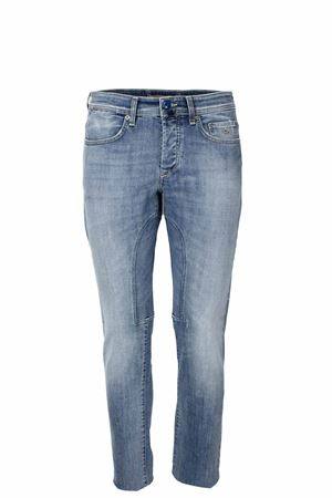 Jeans denim stretch 5 tasche con toppa Siviglia | 4 | 21L3S4786002