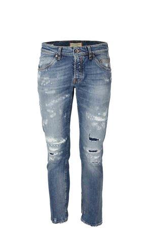 Jeans skinny Denim Lab stretch con rotture Siviglia | 4 | 26T2S4126002