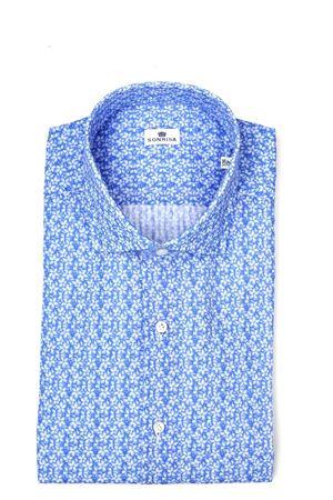 Camicia manica lunga cotone fantasia fiori SONRISA | -880150793 | 19B878I912001
