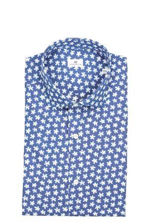 Camicia manica lunga cotone fantasia fiori SONRISA | -880150793 | 19B878I912202