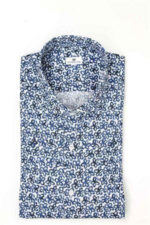 Camicia manica lunga cotone fantasia fiori SONRISA | -880150793 | 19B878I914701