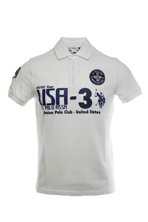Polo mezza manica piquet Boston Polo club US Polo Assn | 34 | 4376941029101