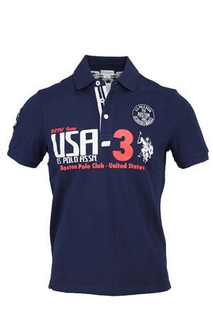 Polo mezza manica piquet Boston Polo club US Polo Assn | 34 | 4376941029177