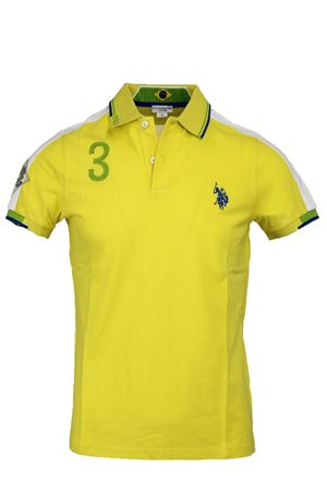 Polo mezza manica coppa del mondo US Polo Assn | 34 | 4377041029111