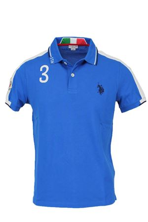Polo mezza  manica piquet coppa del mondo US Polo Assn | 34 | 4377041029137