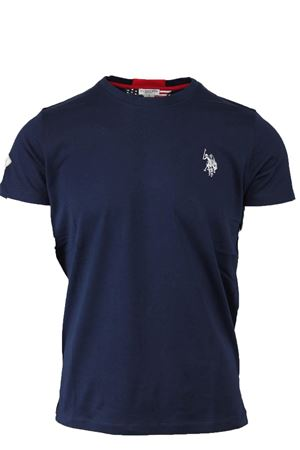 T-shirt mezza manica nazionali United States US Polo Assn | 34 | 4380049351177