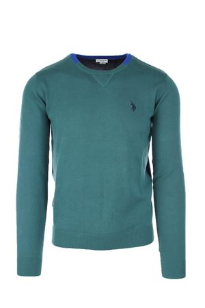 Pullover girocollo multicolor US Polo Assn | 435618598 | 4401551727547