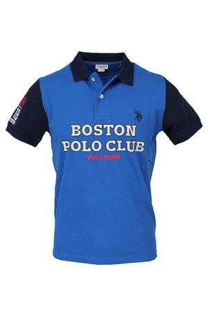 Polo mezza manica cotone Boston Polo Club US Polo Assn | 34 | 4511341029137