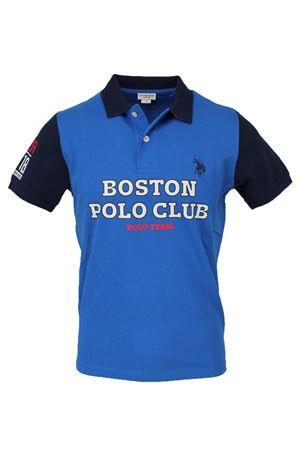 Polo mezza manica cotone Boston Polo Club US Polo Assn | 19 | 4511341029137