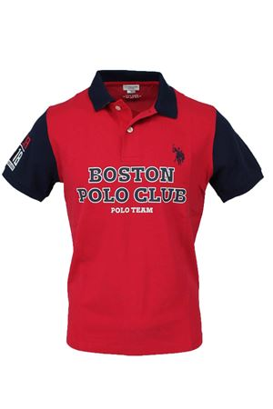 Polo mezza manica cotone Boston Polo Club US Polo Assn | 34 | 4511341029155