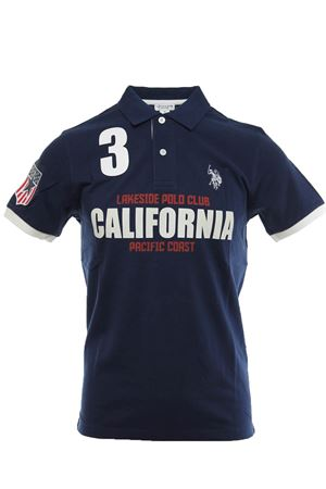 Polo mezza manica California US Polo Assn | 34 | 4511541029177