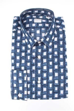 Camicia manica lunga fantasia XACUS | -880150793 | 56121507002