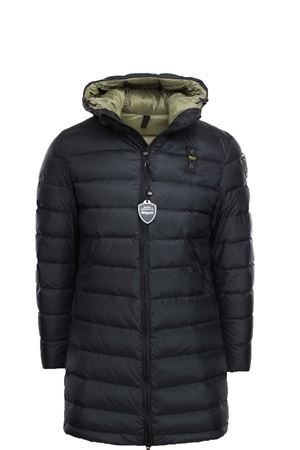 Wave down jacket with hood BLAUER | -438152340 | BLUK03019005046999