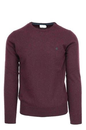 Pullover girocollo lana con toppe BROOKSFIELD | 435618598 | 203EK030V0089
