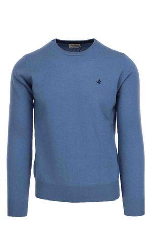 Pullover girocollo lana con toppe BROOKSFIELD | 435618598 | 203EK030V0103