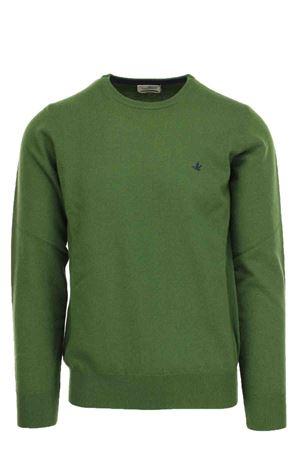 Pullover girocollo lana con toppe BROOKSFIELD | 435618598 | 203EK030V0110