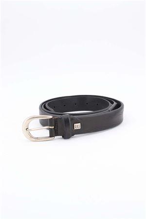 Cintura in cuoio effetto vintage Edoardo Cincotti | -1561109086 | R657N