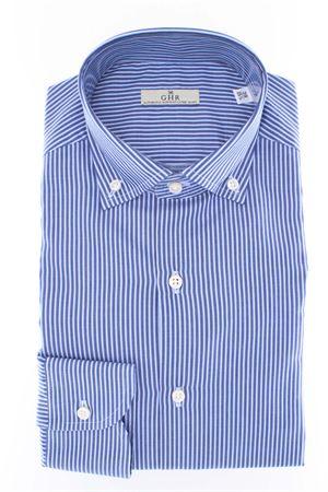 Camicia manica lunga botton down GHIRARDELLI | -880150793 | 69B741GHE41902