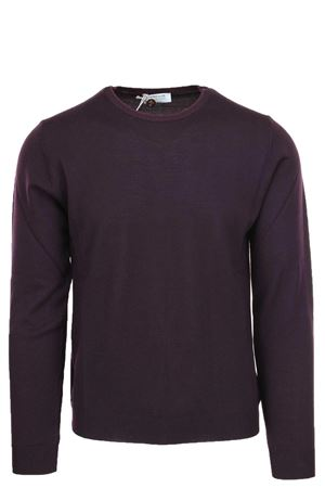 Pullover girocollo in lana con toppe Heritage | 435618598 | 160G2016011