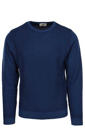 Pullover girocollo lana effetto vintage Heritage | 435618598 | 308G1851544