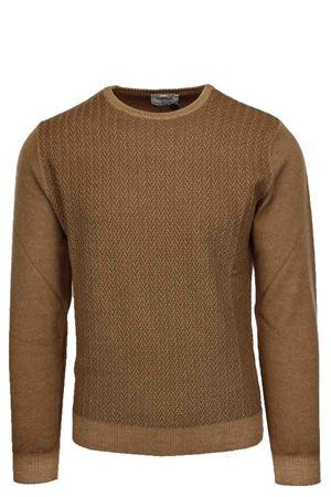 Pullover girocollo lana effetto vintage Heritage | 435618598 | 308G1861168
