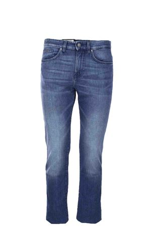 Pantalone jeans 5 tasche denim stretch HUGO BOSS | 4 | DELAWARE30768425