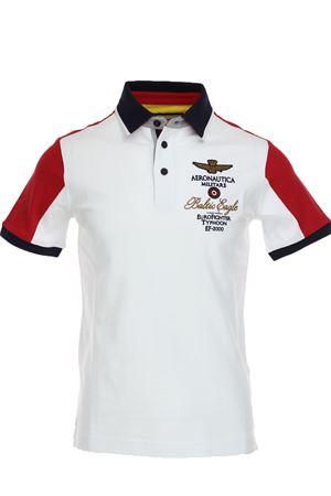 Polo mezza manica multicolor Aeronautica Militare | 34 | PO137290648