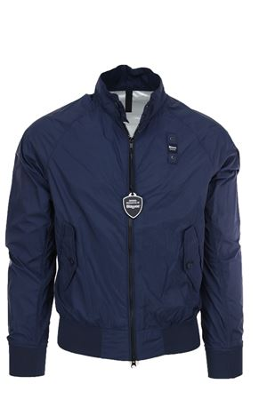 Unlined bomber jacket BLAUER | 925341562 | BLUC04070005300883