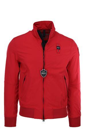 Neoprene bomber jacket BLAUER   925341562   BLUC04141005258451