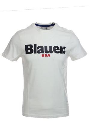 Blauer print half sleeve t-shirt BLAUER | 34 | BLUH02149004547119