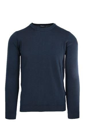 Cotton pullover BLAUER | 435618598 | BLUM01457005387888
