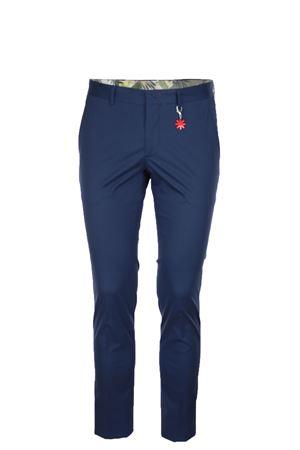 Pantalone tasche america cotone stretch Manuel Ritz | 146780591 | 2632P162819310088