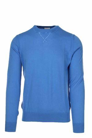 BOLSA cotton neck pullover sweater Peuterey | 435618598 | BOLSA299