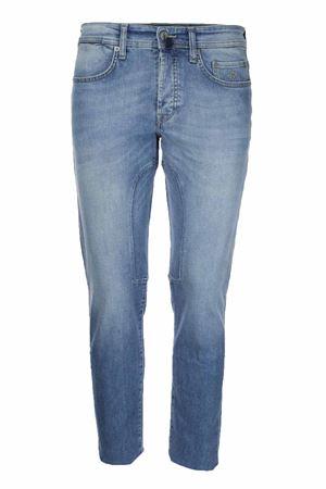Jeans denim 5 tasche con toppe Siviglia | 4 | 21Q3S4316003