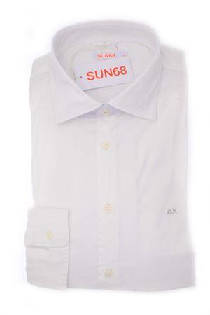Camicia manica lunga sportiva SUN68 | -880150793 | S1910101