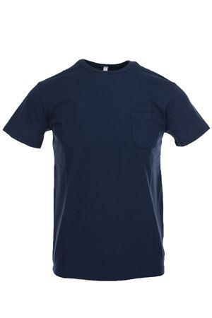 Tshirt mezza manica con taschino SUN68 | 34 | T1910107