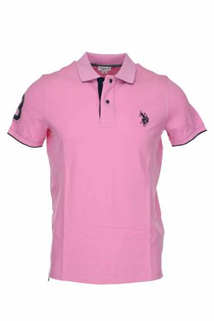 Polo mezza manica piquet cotone US Polo Assn | 34 | 5124941029105