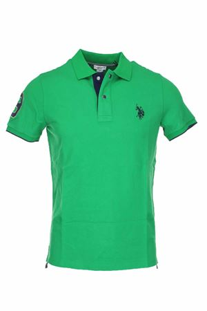 Polo mezza manica piquet cotone US Polo Assn | 34 | 5124941029144