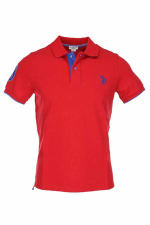 Polo mezza manica piquet cotone US Polo Assn | 34 | 5124941029155
