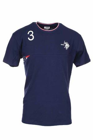 T-shirt mezza manica nazioni US Polo Assn | 34 | 5132749351177