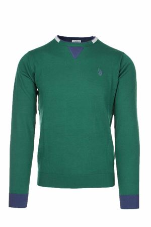 Pullover cotone multicolor US Polo Assn | 435618598 | 5143551727547