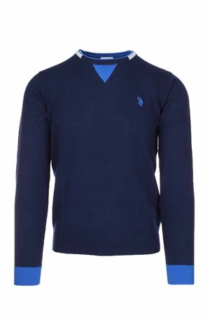 Pullover cotone multicolor US Polo Assn | 435618598 | 5143551727573